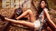 熱愛健身運動的林可彤,近期拍攝 FHM 男人幫國際中文版雜誌封面,以性感帥氣女飆客的姿態,在公路上快意馳騁半裸秀雙峰,大 […]